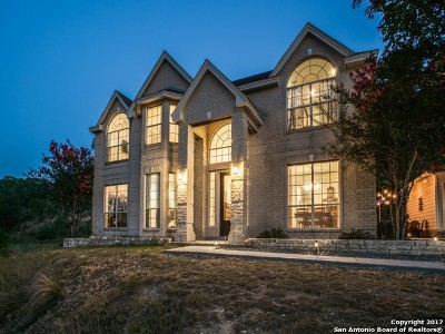 Comal County Single Family Home For Sale: 3120 Skyline Dr
