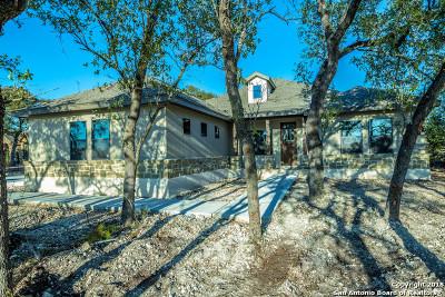 Spring Branch Single Family Home For Sale: 432 Rittimann Rd