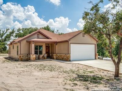 Atascosa County Single Family Home Price Change: 50 Broken Star Trl