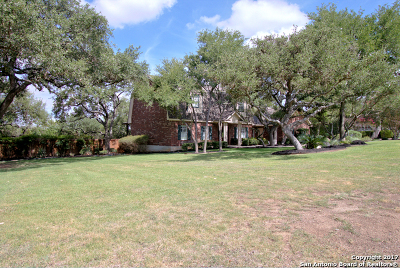 San Antonio Single Family Home For Sale: 19823 Park Rnch