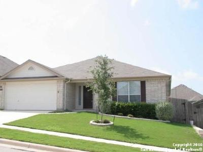 Converse Single Family Home For Sale: 9638 Mediator Pass