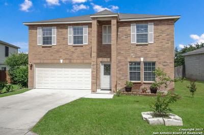 San Antonio Single Family Home Price Change: 3407 Carruthers Oak