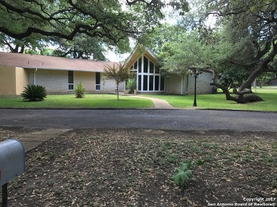 Guadalupe County Single Family Home For Sale: 414 Hermitage St
