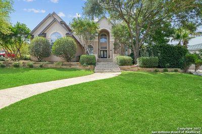 San Antonio Single Family Home For Sale: 19106 Nature Oaks