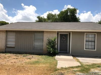 San Antonio TX Single Family Home Back on Market: $144,500