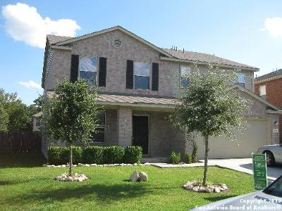 Single Family Home For Sale: 7816 Midnight Stage
