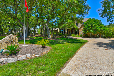 Canyon Lake Single Family Home For Sale: 3556 Comal Springs