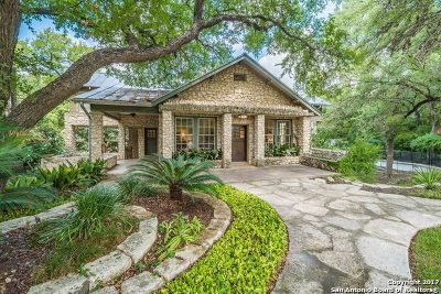 Alamo Heights Single Family Home For Sale: 601 Castano Ave