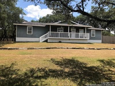 Bulverde Single Family Home For Sale: 1855 Hillside Oaks