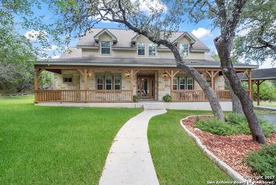 Spring Branch Single Family Home Back on Market: 660 Copper Rim