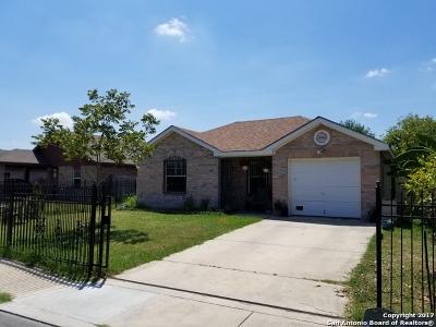 Single Family Home For Sale: 9233 Balboa Port Dr