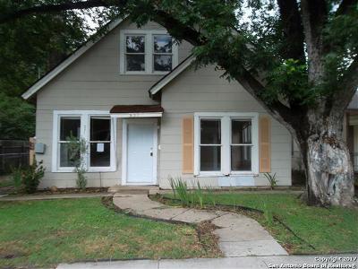 Single Family Home Back on Market: 531 E Southcross Blvd