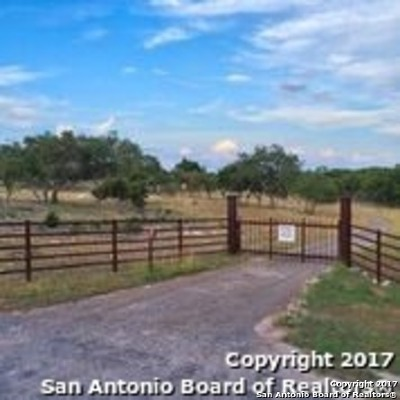 Comal County Residential Lots & Land For Sale: 752 Pfeiffer