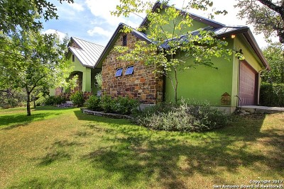 Boerne Single Family Home For Sale: 242 Prado Xing