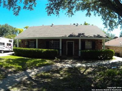 San Antonio Single Family Home Back on Market: 5723 Bogart Dr