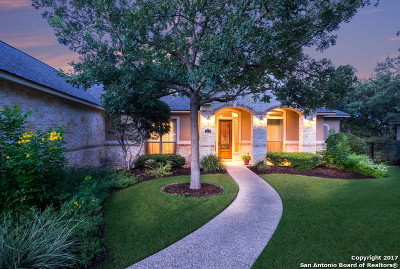 Helotes Single Family Home Price Change: 122 Santa Ursula