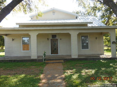 Bexar County, Comal County, Guadalupe County Single Family Home For Sale: 2275 Huber Rd