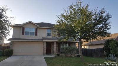San Antonio Single Family Home Back on Market: 4111 Dunn Oak Dr