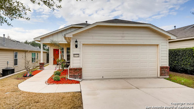 Single Family Home Price Change: 12722 Pronghorn Oak