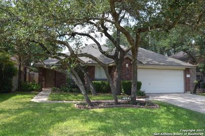 Single Family Home New: 7415 Rocky Cedar