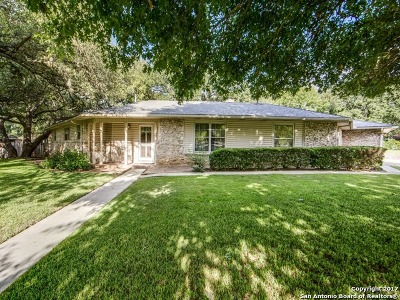 Universal City Single Family Home Back on Market: 301 Kimberly Dr