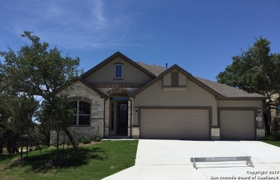 Fair Oaks Ranch Single Family Home For Sale: 8819 Shady Gate