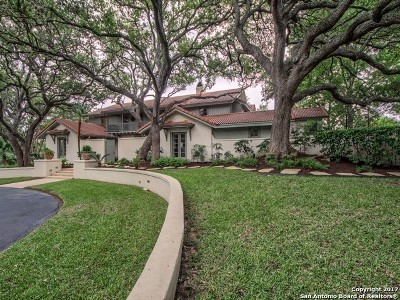 San Antonio Single Family Home For Sale: 208 Tower Dr