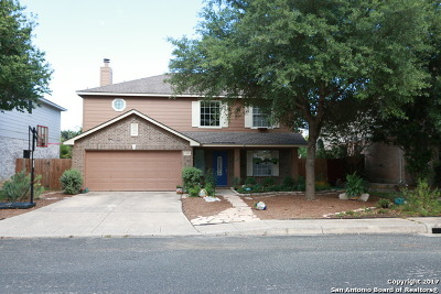 Bexar County Single Family Home For Sale: 1322 Oakcask