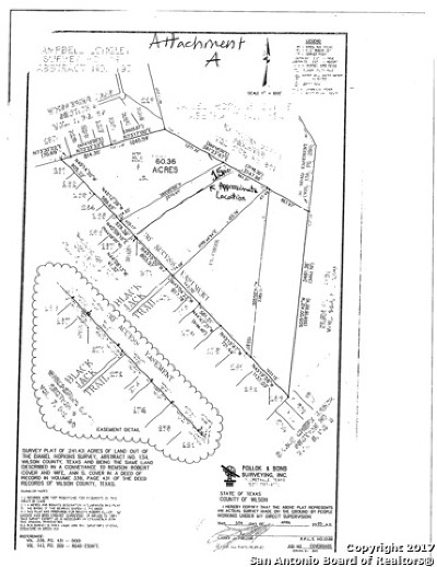 Residential Lots & Land For Sale: Black Jack Trail