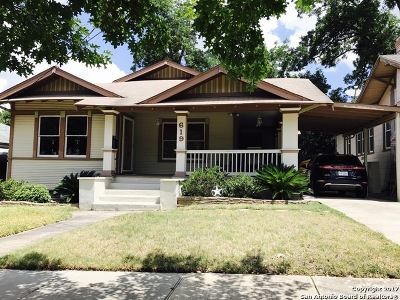 Single Family Home For Sale: 619 W Mistletoe Ave