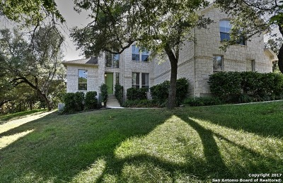 Helotes Single Family Home For Sale: 15911 Reyes Rdg
