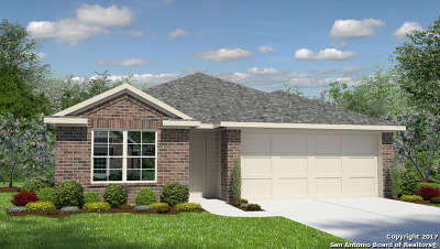 Single Family Home New: 15247 Cinnamon Teal