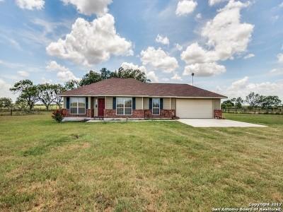 Wilson County Farm & Ranch For Sale: 4171 Fm 536