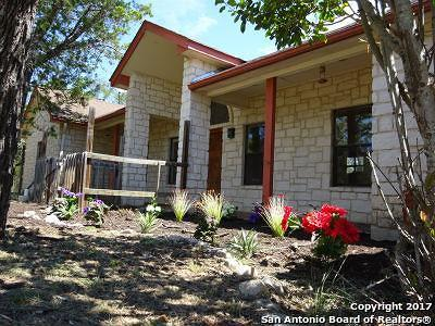 Bandera County Single Family Home For Sale: 172 W Bear Springs Rd