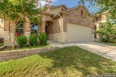 San Antonio Single Family Home Active RFR: 161 Cita Roost