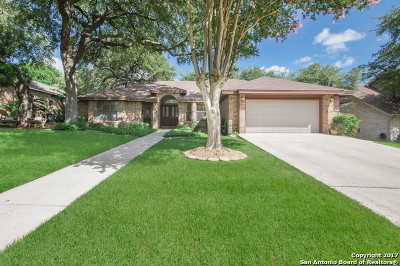 Comal County Single Family Home For Sale: 427 E Tanglewood Dr