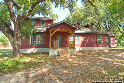 San Antonio Single Family Home Back on Market: 2639 Ray Lieck