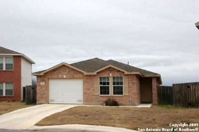 Single Family Home New: 9727 Green Mesa