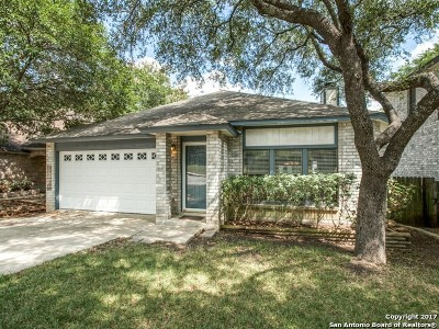 San Antonio Single Family Home Price Change: 3438 Maitland