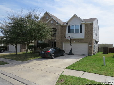 Cibolo Single Family Home For Sale: 229 Turnberry Dr