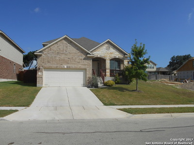 Guadalupe County Single Family Home Price Change: 240 Nomad Ln