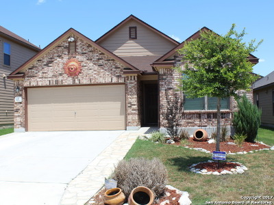 Single Family Home New: 1214 Longhorn Xing