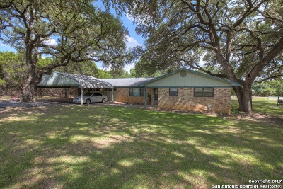 Single Family Home For Sale: 919 Fm 2673