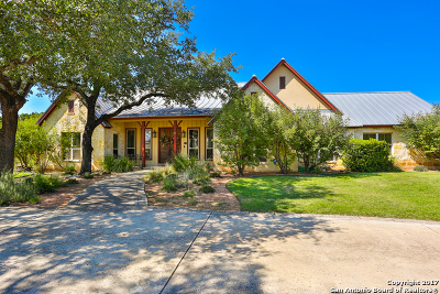 Fair Oaks Ranch Single Family Home For Sale: 9100 Jodhpur