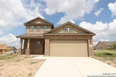 Converse Single Family Home For Sale: 10223 Midsummer Meadow