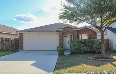 San Antonio TX Single Family Home Back on Market: $154,500