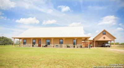 Atascosa County Single Family Home For Sale: 4355 State Highway 16