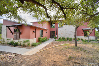 Canyon Lake Single Family Home For Sale: 2220 Sierra Madre