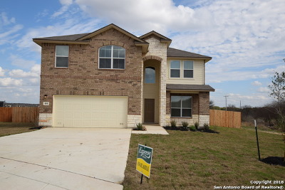 Cibolo Single Family Home Price Change: 404 Pearl Chase