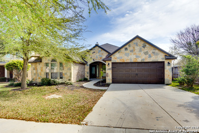Cibolo Single Family Home For Sale: 101 Royal Troon Dr